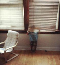 """Il nascondino """"a vista"""" dei bambini. 20 nascondigli imperfetti (FOTO)"""