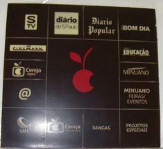 Placa em chocolate Personalizada para bolo - Verdelilás Chocolates