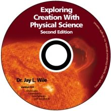 Physical Science 2nd Edition Full Course CD-Rom by Dr. Jay Wile - This course is designed to be the last science course the student takes before high school biology. Thus, we generally recommend it as an 8th grade course. - $65.00 @apologiaworld