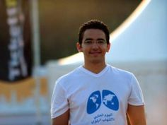 The neurosurgeon Zaazoue at the top of social entrepreneur under the age of 30 by Forbes #egypt #socialorganization