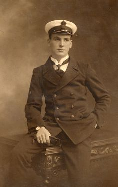 Edwardian sailor…who can resist? (please follow minkshmink on pinterest) #sailors #gaysailors #hotsailor