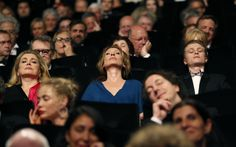 """(L-R) Actress Catherine Deneuve, director Emmanuelle Bercot, actor Rod Paradot, cast members of the film """"La tete haute"""" out of competition, attend the opening ceremony of the 68th Cannes Film Festival in Cannes, southern France, May 13, 2015. REUTERS/Regis Duvignau"""