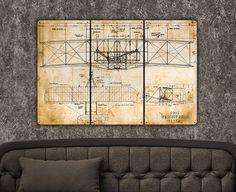 Construction Wallpaper, Steve Mcdonald, Wright Flyer, Military Pins, Biker T Shirts, Triptych, Metal Signs, Metal Art, Street Art