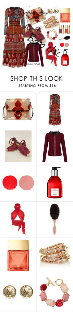 """Color´s - gipsy summer"" by alice-durica ❤ liked on Polyvore featuring Chloé, Burberry, Valentino, Etro, Wander Beauty, Hermès, MDS Stripes, Dolce&Gabbana, Michael Kors and SPINELLI KILCOLLIN"