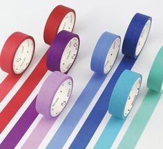 Simple Unicolor Washi Tape Anise