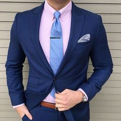 Custom Blue Tuxedo For Wedding Men Suits Business Blazer Peak Lapel Costume Homme Party Suits(jacket+pant) Blue Blazer Outfit Men, Blazer Outfits Men, Long Blazer, Casual Outfits, Blue Suit Men, Navy Blue Suit, Blue Suits, Mens Suit Colors, Mens Fashion Suits