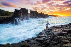 Boneyard Falls, Australia Photography By: William Patino