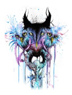 Owlex by Alex Pardee