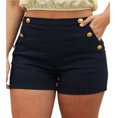 Da Donna Bianco Pantaloncini Di Jeans Vita Alta Hot Pants Plus Size