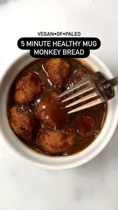 Mug Recipes, Fun Baking Recipes, Sweet Recipes, Vegan Recipes, Cooking Recipes, Smoothie Recipes, Healthy Sweets, Healthy Baking, Healthy Food