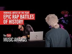 KEEP SHARING! I voted for Epic Rap Battles of History to win Artist of the Year at the...