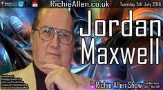 Jordan Maxwell Back After Heart Attack & Talks Brexit, Gun Control, CERN...
