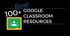 Google Classroom allows teachers to easily manage student work and teaching with Google Docs, Google Forms, Google Spreadsheets and anything Google. This handy tool has opened up the doors of blended learning and collaborative classrooms like never before. Teachers wanting to implement Google Classroom can use these resources to get started, level up their learning, or […]