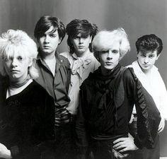 1980 or so Duran Duran