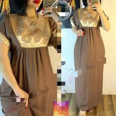Fashion Desinger, Hijab Dress, Rhinestone Jewelry, High Fashion, Breast, Plus Size, Blouse, How To Wear, Clothes