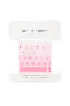 Silicone Keyboard Cover | Forever 21 - 1000122341