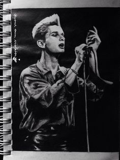 /#3/ SOME GREAT DAVE/ #DaveGahan #DepecheMode #DepecheModeArt #art