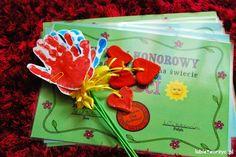 Kwiat z dłoni - prezent z okazji Dnia Babci i Dziadka :)  #lubietworzyc #DIY #handmade #howto #preschool #kindergarten #instruction #instrukcja #jakzrobic #krokpokroku #przedszkole #dekoracje #decorations #babcia #dziadek #grandmother #grandfather #dlon #odciskidloni #serce #sercezmasysolnej #masasolna #dyplomdziadka #dyplombabci #dyplom #kidscraft #hand #handstamps #heart #saltdough #heartsaltdough #diploma