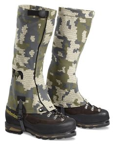 Yukon Gaiters | KUIU Ultralight. Great reviews on this product.