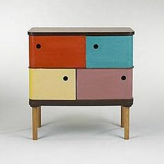 Mid-century swingline group kids furniture