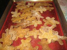 Sugarbone: PB & Pumpkin Vegan Dog Treats Recipe