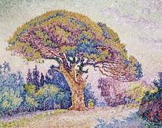 Paul Signac.  Have seen many of his paintings but not this one as it is on display in Moscow.  Guess I will put that on my travel board.