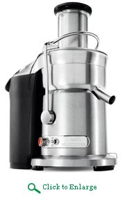 The Breville Juicer was the juicer that Australian Joe Cross used to juice fast to loose weight.http://www.veggiesensations.com/collections/centrifugal-juicers/products/breville-juicer-elite-800jexl