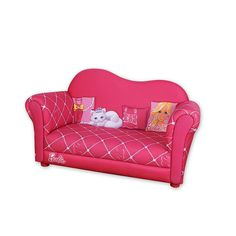 What's pink, plush, and totally perfect?