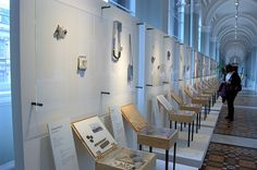 A Sense of Place at National Museum of Scotland - exhibition space