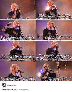 And this is why he one of the most amazing human beings in the world ♥♥