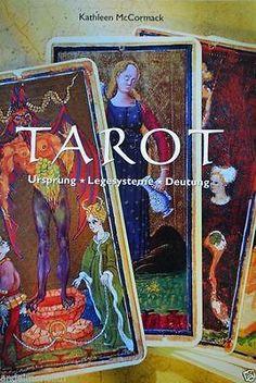 TAROT Bildband Lehrbuch für Anfänger fortgeschrittene Tarot Karten Fan`s Buch €9.99