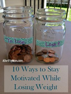 10 ways to stay motivated while losing weight. #weightloss, #health, #healthyliving, #motivation,#healthylifestyle