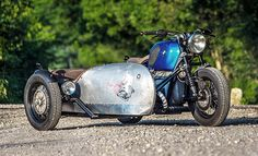 We've featured many custom R series Beemer's, but a sidecaris a first for us, and it has to be one of... »