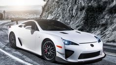 white lexus lfa 2016 hd free download wallpapers