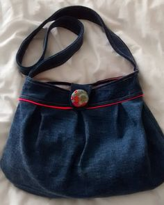 Bag Making, Shoulder Bag, Denim, Pattern, Bags, Instagram, Fashion, Handbags, Moda