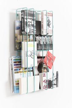 Coverboy Hanging Wire Rack by Alex Valder