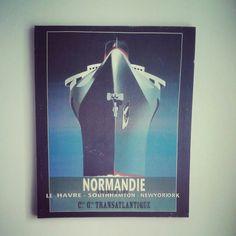 #obraz #normandie