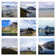 Find me on Instagram: avhaglund #lofoten #norway #travel
