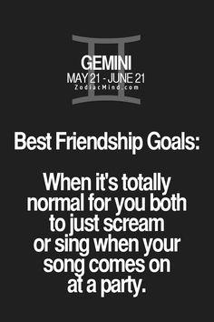 Each Zodiac signs friendship goals here