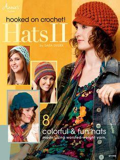 Maggie's Crochet · Hooked on Crochet! Hats II