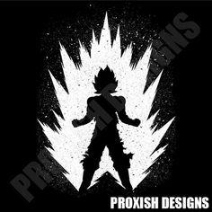 Saiya-Jin Goku - Prints