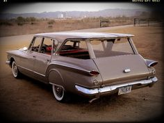 1960 Plymouth Valiant Station Wagon Maintenance of old vehicles: the material for new cogs/casters/gears/pads could be cast polyamide which I (Cast polyamide) can produce Cars Usa, Us Cars, Wagons For Sale, Cars For Sale, Shooting Break, Vintage Cars, Antique Cars, Dodge, Plymouth Valiant