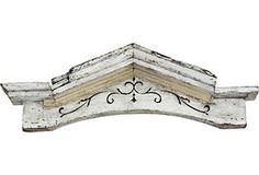 Architectural Pediment Arch