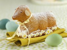 Easter Recipes, Holiday Recipes, Easter Food, No Bake Cake, Happy Easter, Gingerbread Cookies, Catering, Food And Drink, Seasons