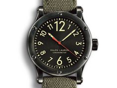Would never seek to own, but still appreciate the execution of the Ralph Lauren RL67 Safari Chronometer