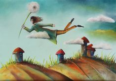 rysunek  ilustracja pastela Painting, Art, Art Background, Painting Art, Kunst, Paintings, Performing Arts, Painted Canvas, Drawings