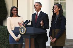 President Obama Says He'll Be Too Busy Crying To Speak At Malia's Graduation
