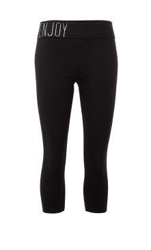 online retailer df968 0cdde Legging court noir seamgriz