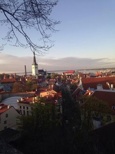 Tallinn, Estonia. May 2014