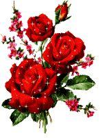 2531 - Hareketli Çiçek Resimleri | Flowers Gifs